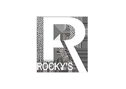 Rocky's Gym Logo